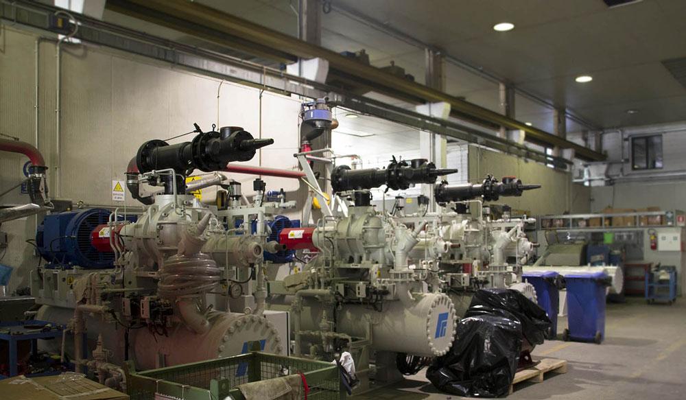 Retrofit e Revamping – Frigo Tecnica Internazionale SpA